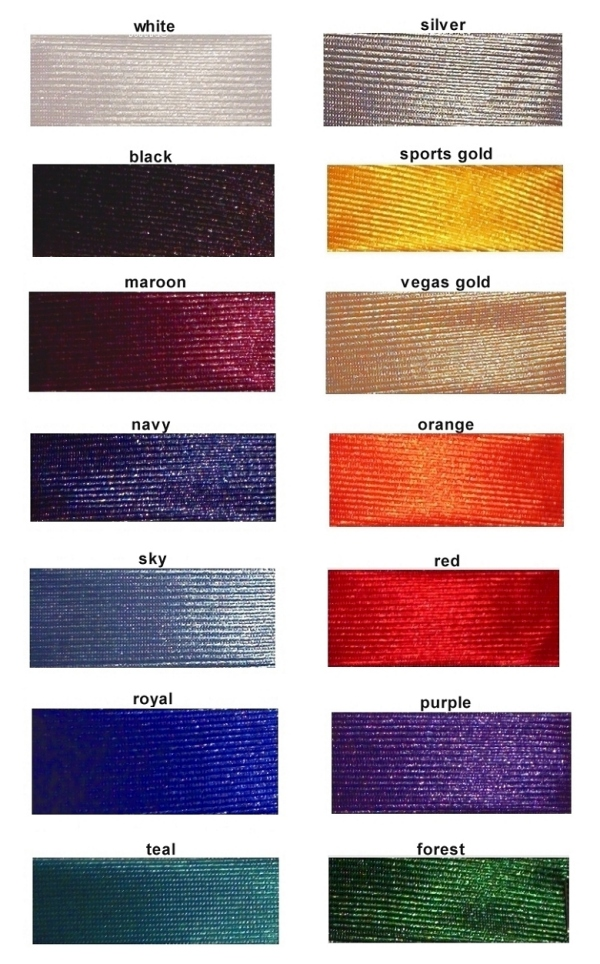 100% Poly Dazzle for Basketball Uniforms and Football Jerseys.